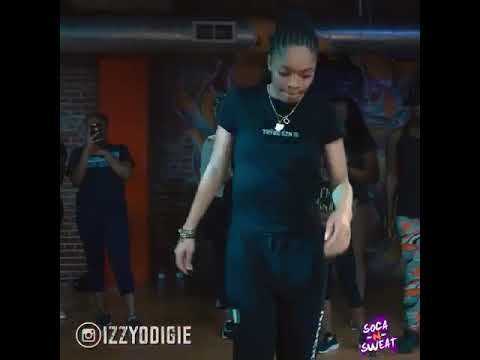 Download Mr Eazi - Akwaaba Choreography By Izzy Odigie | SNS Class | ATL | GROOVE