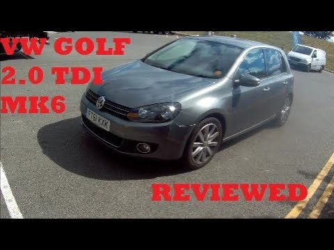 Owning A VW Golf 2.0 GT TDI 2008-2013 MK6 [Wife Reviews Her Car]