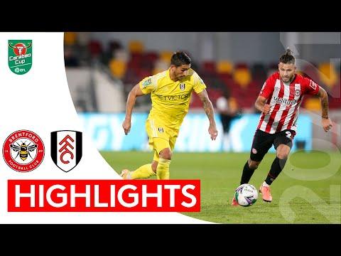 Brentford Fulham Goals And Highlights