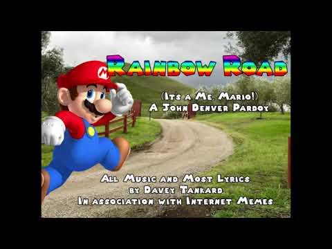 Rainbow Road (Studio Recording)