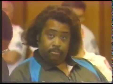 BIG & FAT Al sharpton shows his real self & Hairdoo