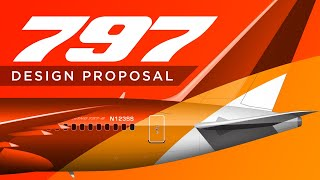 What Is The Boeing 797 *actually* Going To Look Like?