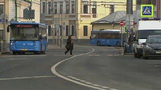 В Москве начался второй день длинных выходных.