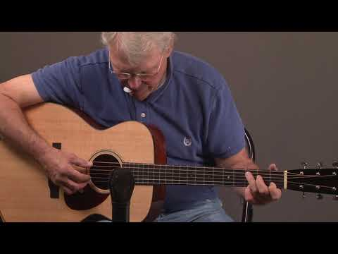 Collings OM 1 MC Mexican Cedar Acoustic Guitar played by Geoff Hohwald