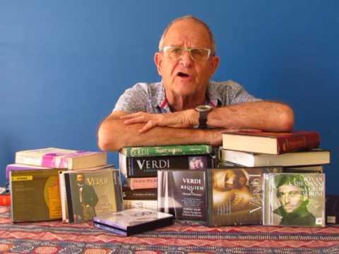 Verdi radio series of 13 episodes in Afrikaans from 2 October 2016