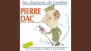 La complainte du nouvel an (ou la complainte des nazis) (parodie de 'La romance de Paris')