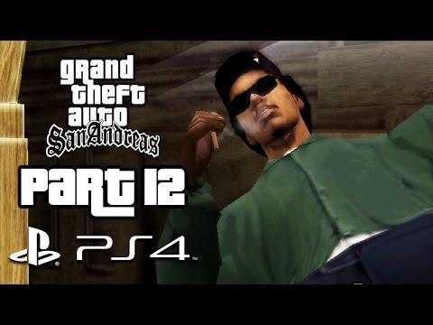 Grand Theft Auto San Andreas PS4 Gameplay Walkthrough Part 12 - REUNITING THE FAMILIES