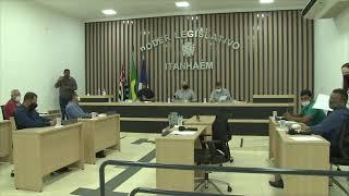 145º Sessão ordinária da Décima Sétima Legislatura - ITANHAÉM