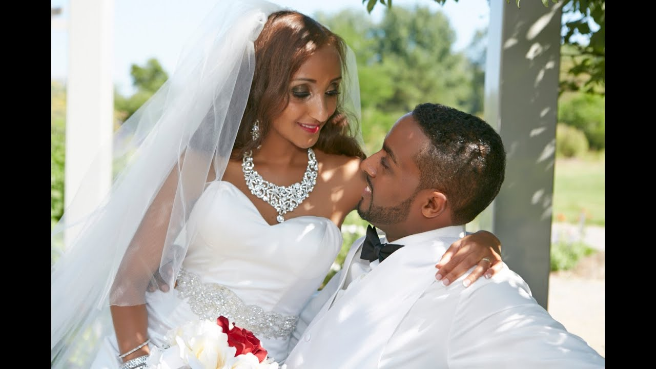 Ethiopian wedding - YouTube