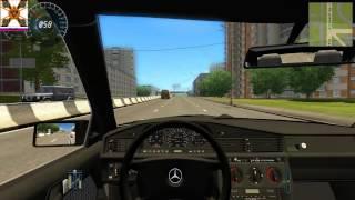 3D Инструктор. Свободное вождение. Вождение по городу. Автомобиль Mercedes-Benz 190E(Высокотехнологичное, современное оборудование для теоретической и практической подготовки кандидатов..., 2013-09-19T11:20:30.000Z)