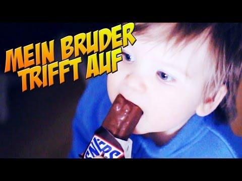 Mein Bruder trifft auf Snickers-Eis! - Neue Serie - Viele Informationen