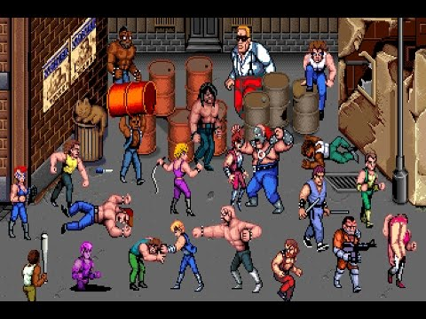 Double Dragon Reloaded Openbor
