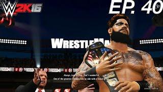 WWE 2K16 My Career Mode - WHAT