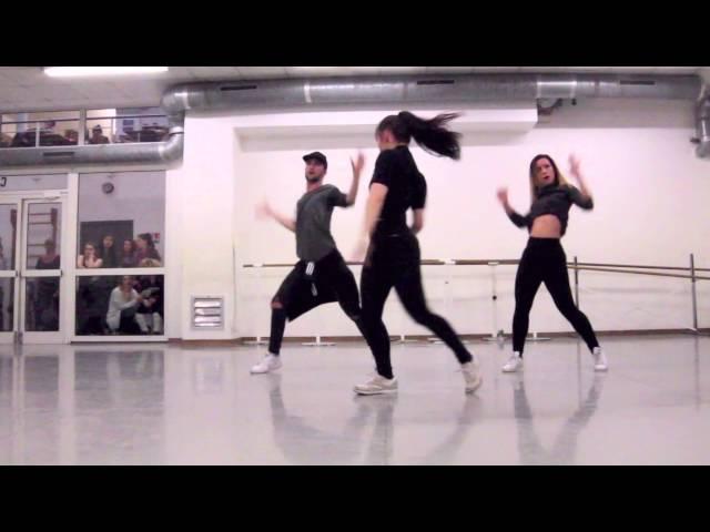 ERA ISTREFI - Bonbon - CLASS FOOTAGE - Choreo by Delphine LEMAITRE