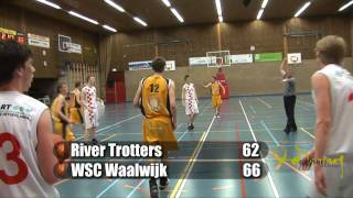 River Trotters U18 WSC Waalwijk (april 2010)