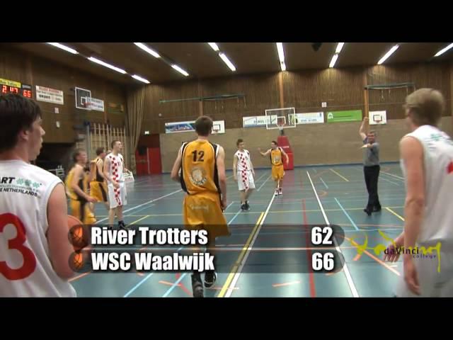 River Trotters U18 WSC Waalwijk (april 2010)