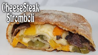 CheeseSteak Stromboli