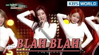 BLAH BLAH - GOOD JOB | 블라블라 - 참 잘했어요 [Music Bank / 2018.01.12]