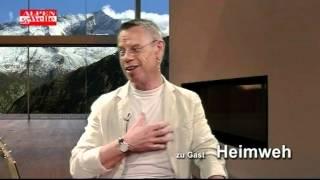 """Fredy Bütikofer- Alpenwelle TV """"locker vom hocker"""" Teil 1"""