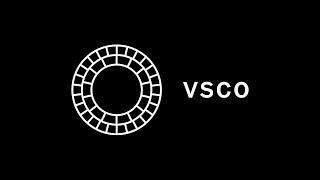 Hướng dẫn sử dụng phần mềm VSCO