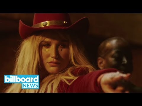 Kesha Does What She Wants on Empowerment Anthem 'Woman' | Billboard News