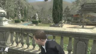 007 Quantum Of Solace Mission 1: Whites Estate