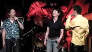 """2011年初となる6月25日の「ダイポプの元気が出るライブ 歌謡曲AID 2011」からのライブ映像。なんちゃってシブがき隊に急遽入隊した""""歌姫'Z""""のはるちゃんが「はっくん」 ..."""