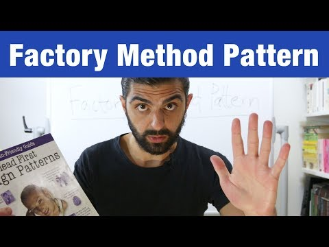Factory Method Pattern – Design Patterns (ep 4)