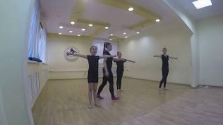 Видео-урок (II-семестр: май 2017г.) - филиал Центральный, группа 8-16, Диско, Чирданс