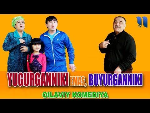 Yugurganniki Emas Buyurganniki (o'zbek Film) | Югурганники эмас буюрганники (узбекфильм)
