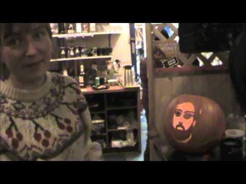 Spooky Action Tour 2012 Act 1- Tereza Tomek & Joline Baylis
