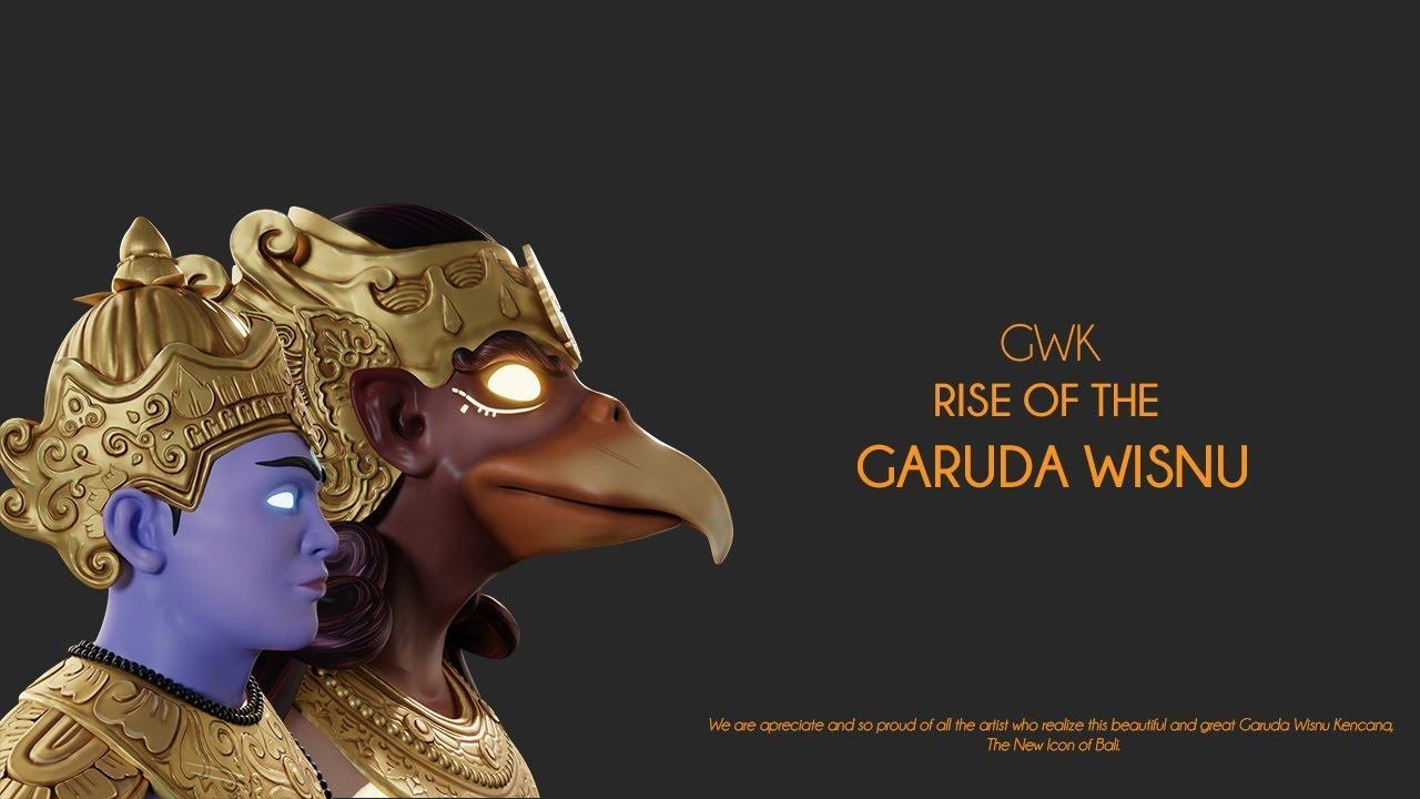 GWK   Rise Of The Garuda Wisnu   The New Icon of Bali   IniDia Studio   Studio Animasi Bali