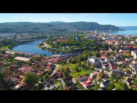 Byen med ideene - Teknologihovedstaden Trondheim
