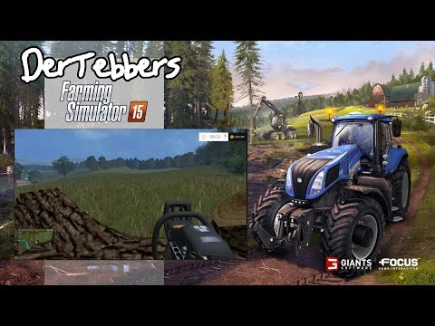 Farming Simulator 15 - Pennsylvania Life - 008 - Trying to Clean Up