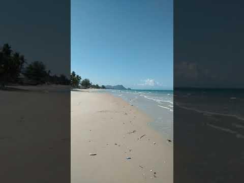 ชายหาด ณ.ระเบียงทรายรีสอร์ท