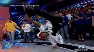 Wowowin: Dance choreographer amazes Willie Revillame