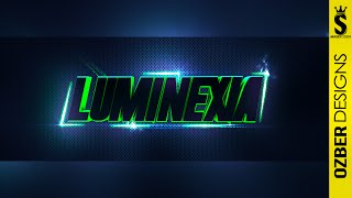 Luminexia - Speed Art - (#Photoshop) | Ozber Designs