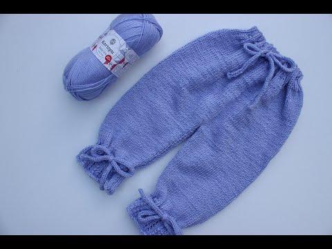 Kılçık Modelli Bebek Pantolonu Anlatımı