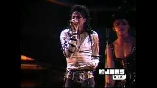 Michael Jackson Heartbreak Hotel Live in Kansas City 1988