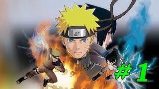 Naruto Shippuden Ultimate Ninja 5 - MINHA VIDA FOI UMA MENTIRA - modo historia