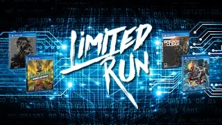 Top 10 Limited Run Games