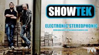 SHOWTEK - Electronic Stereophonic - 12 inch vinyl version! ANALOGUE PLAYERS IN A DIGITAL WORLD