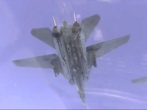 VF-102 Diamondbacks Last Tomcat Cruise OEF Afghanistan 2001
