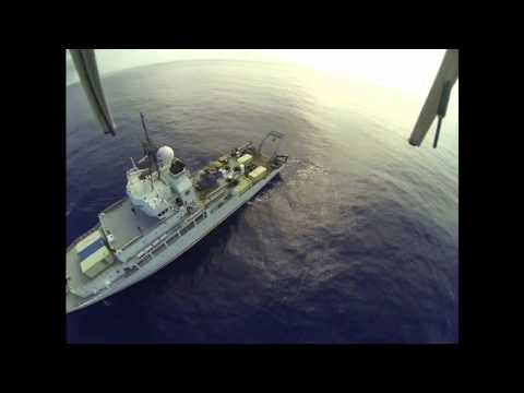 Aeryon Scout above Loihi Seamount Hawaii