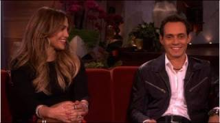 Exes Jennifer Lopez and Marc Anthony Joke About Their Working Relationship