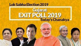Today's Chankya Exit Poll 2019 Lok Sabha Prediction: Gujarat