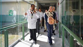 Diálogo con la comunidad del Hospital Rural San José del Rincón, desde Estado de México