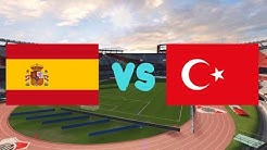 Live Games Cup - Spain Vs Turkey
