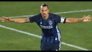 Zlatan Ibrahimovic All 37 Goals & Assists for LA Galaxy in 2019