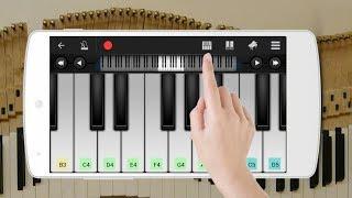 Teri mari mari teri mobile piano learning | Bangla Tutorial